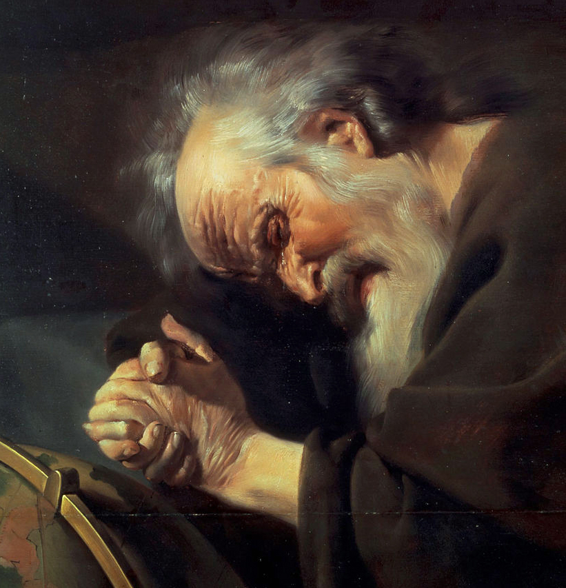 an analysis of heraclitus philosophy The 'river' fragments of heraclitus illustrate how paradox may be construed as  argument, and they bring out both the logical and the psychological aspects of.